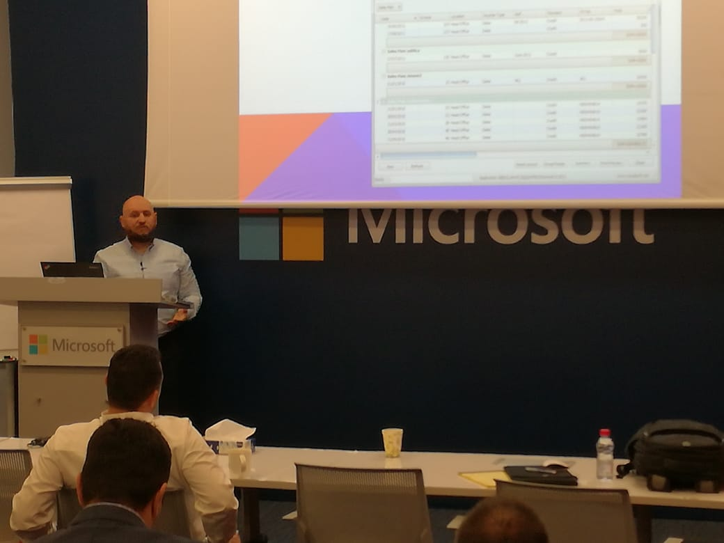 #Microsoft Co-Sell and Vertical Account Managers full day meeting