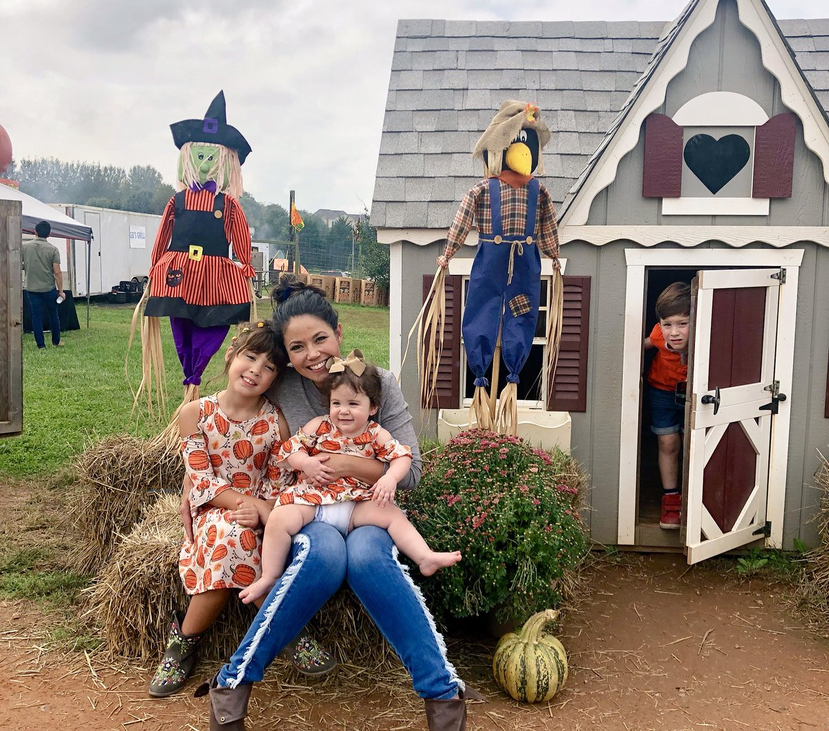 🧡my pumpkins🧡 #leesburgva #pumpkinpatch #fallfun