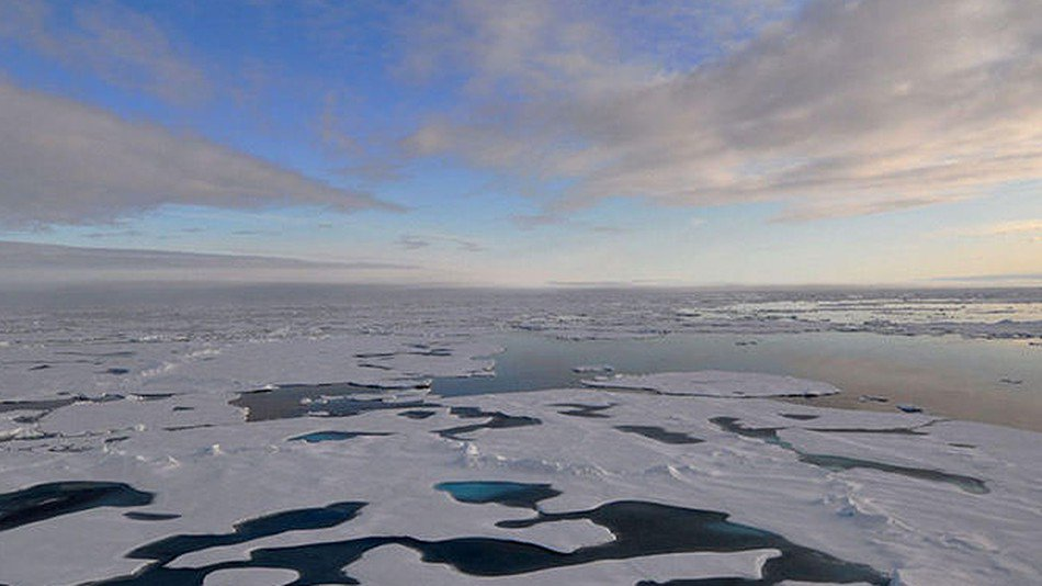 Sea ice in the central Arctic should be growing. It's not. trib.al/DDTHq5R