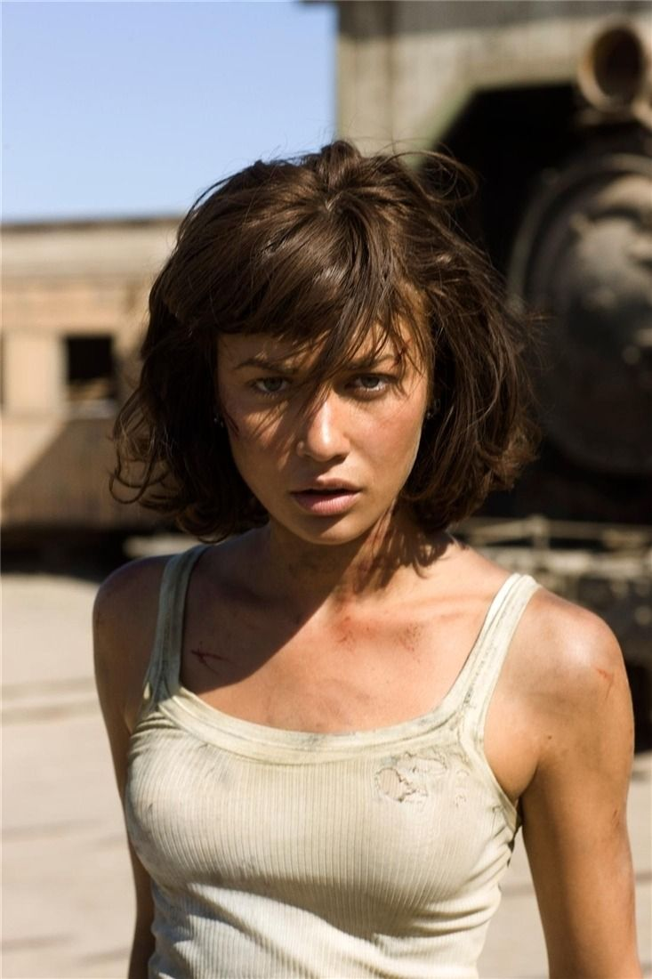 In the mood for a throwback...Camille Montes from Quantum of Solace.    #JamesBond #Action @007<br>http://pic.twitter.com/Did5IMRPrg