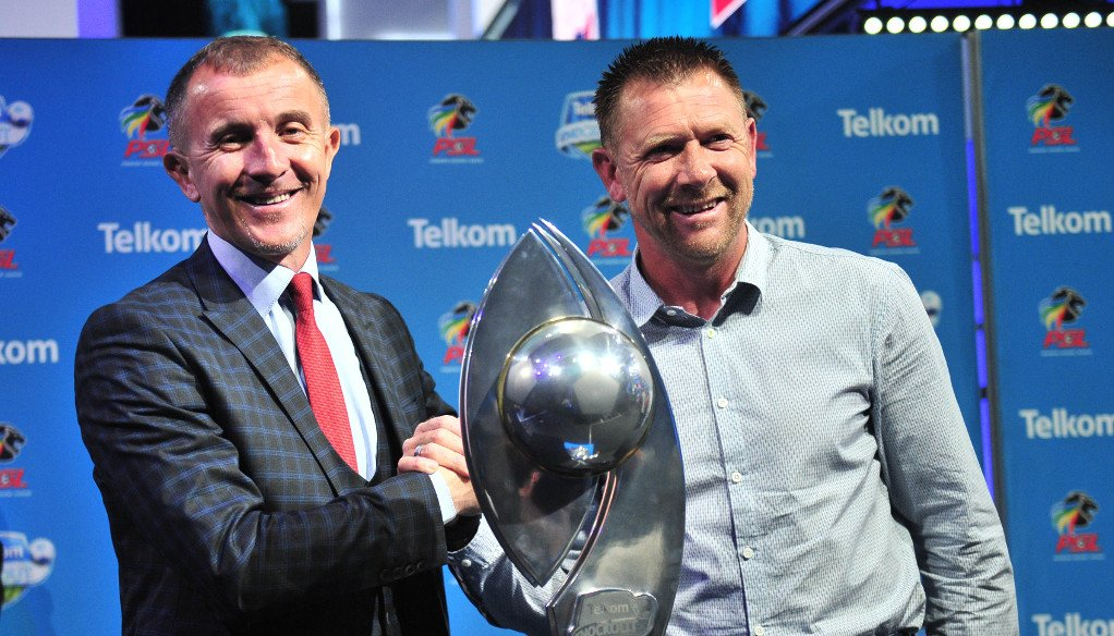 Eric Tinkler believes @ChippaUnitedFC will test his former club @orlandopirates in the Telkom Knockout. https://goo.gl/APKWkq  #KickOff