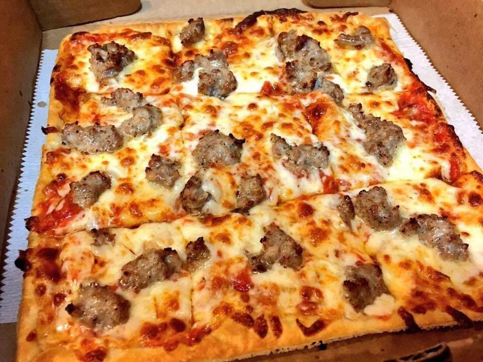#NationalSausagePizzaDay Giveaway!  WE ARE GIVING AWAY (2) $25 #LEDOPIZZA GIFT CARD!  RETWEET AND FOLLOW TO BE ENTERED TO WIN!  Two winners picked randomly at 10pm on 10/11/18.<br>http://pic.twitter.com/FYwdD2EjP0