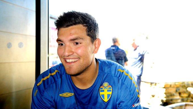 .@Radiosporten: Fotbollsspelaren Labinot Harbuzi död Photo