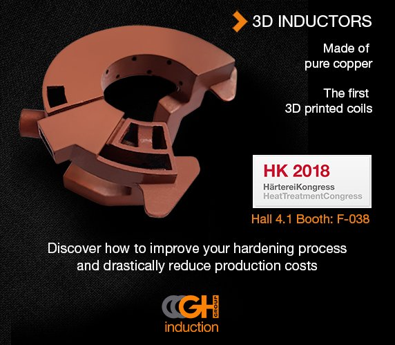 sale retailer 84dd1 4b7fb As every year GH Induction is participating in The Heat Treatment Congress,  Köln. Let s share the latest successful 3D INDUCTORS customer cases and  heat ...