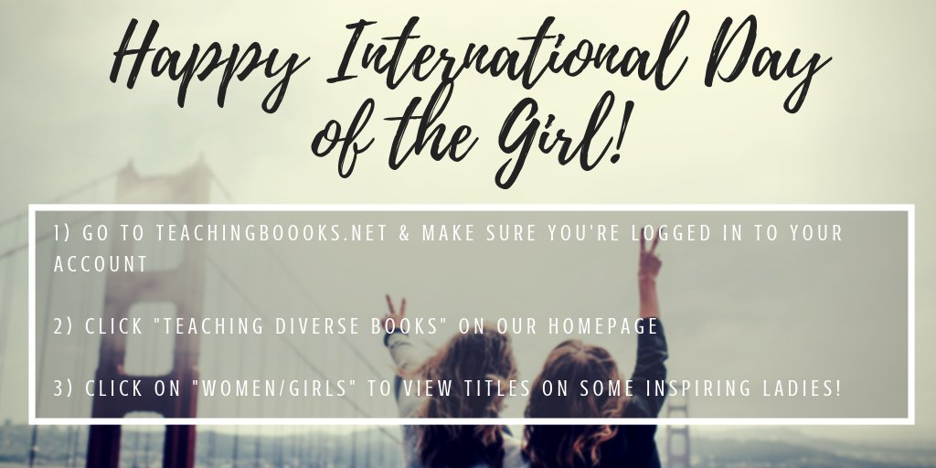 test Twitter Media - It's International #DayoftheGirl! From Pippi to Madeline, and from Elouise to Olivia--theres a long list of awesome female children's book characters! Check out how to sort TB resources by Women/Girls below! https://t.co/5LiFcK3oM9