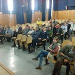 Image for the Tweet beginning: Réunion préparatoire du projet GEMWET