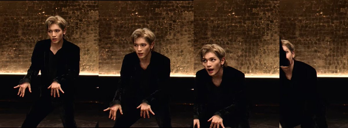 I honestly have never seen lee taeyong be distracted in an nct mv before  #NCT127_Regular_Kor  #NCT127_Regular_Irregular<br>http://pic.twitter.com/y34miMlnWW