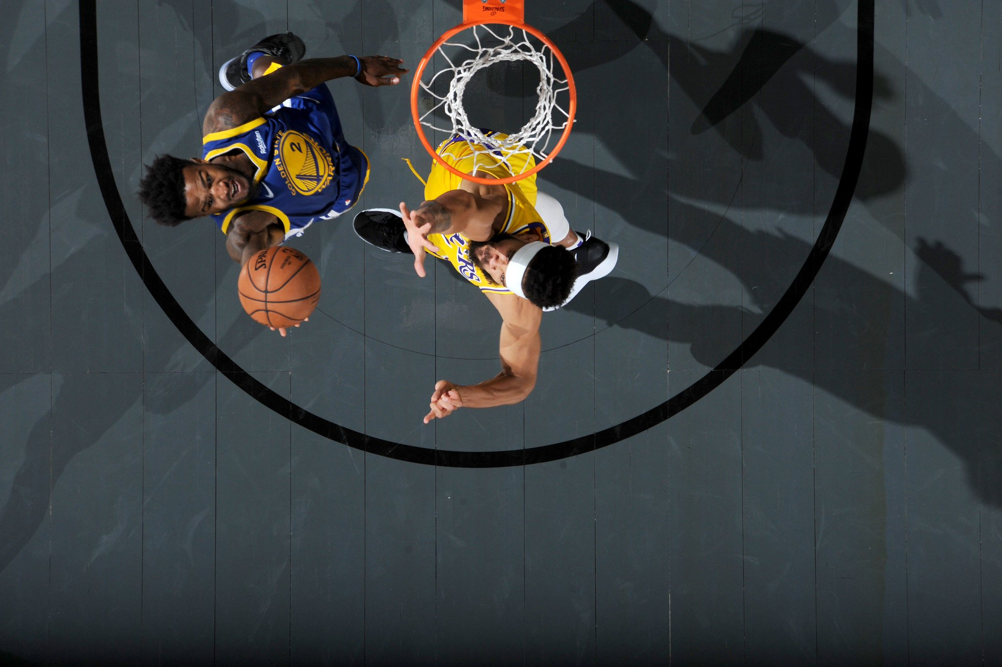 Check out all the best highlights from last night's game. �� #JBLxGSW https://t.co/Mq2CUlFMNp