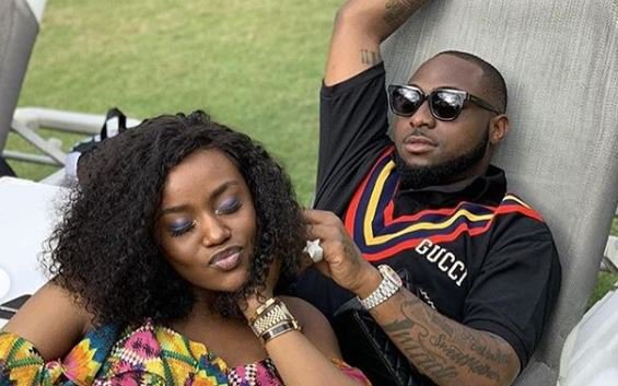 Davido allegedly reacted over break-up rumours with Chioma