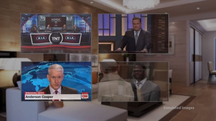 #AT_T's #DirecTV_Now App for #Magic_Leap AR Headset Will Let You Watch Four TV Channels at Once http://dlvr.it/Qn1rNC
