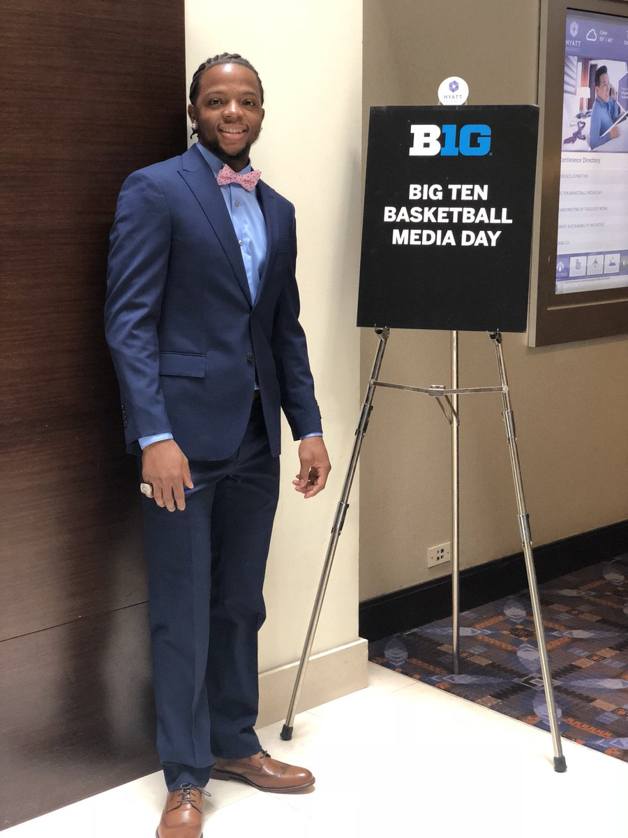 These guys brought it with their outfits to #B1GMediaDay! <br>http://pic.twitter.com/TaACKVX3Eu