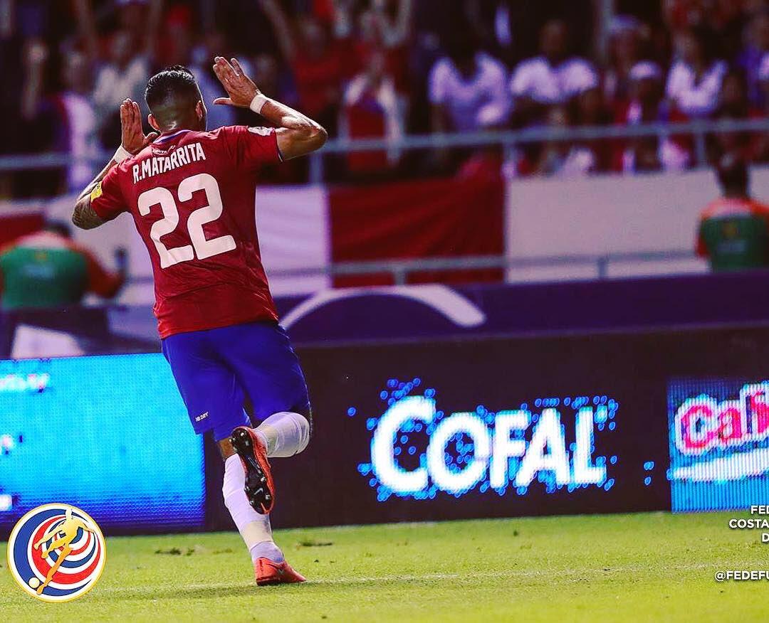 Goles de México vs Costa Rica