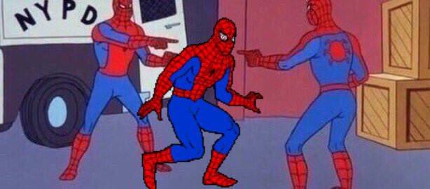 When Jamaican Drake, British Drake and Latino Drake all see each other #MIA #BadBunny #Drake <br>http://pic.twitter.com/C2xIgKtUNS