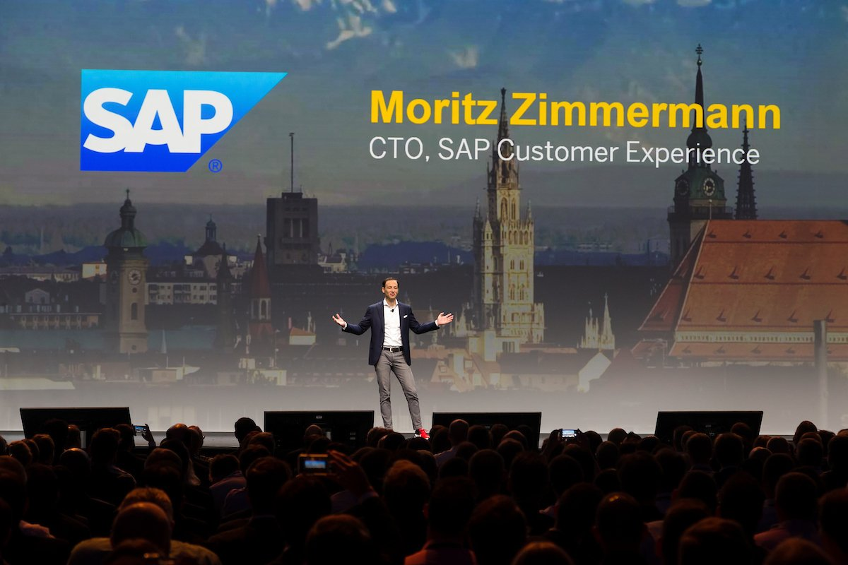 We're an organization committed to openness &amp; connectivity. I hope you feel this through new initiatives like #ODI &amp; Kyma. Thank you to those who attended my keynote at #SAPCXLive &amp; for being on this journey with us! @kymaproject <br>http://pic.twitter.com/yGosVmDYQ4