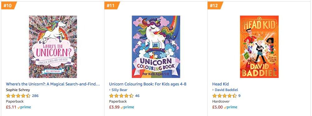 Piss off unicorns.