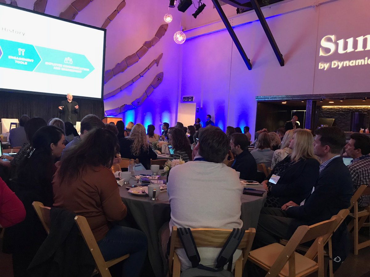 A room full of powerhouse communicators at #DySiSummit. Can't wait to learn from each and every one! <br>http://pic.twitter.com/OqbweR8PLA