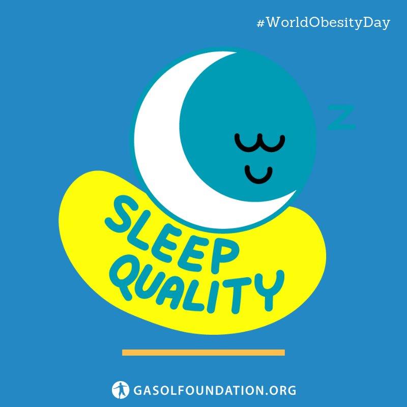 Gasol Foundation's photo on #worldobesityday