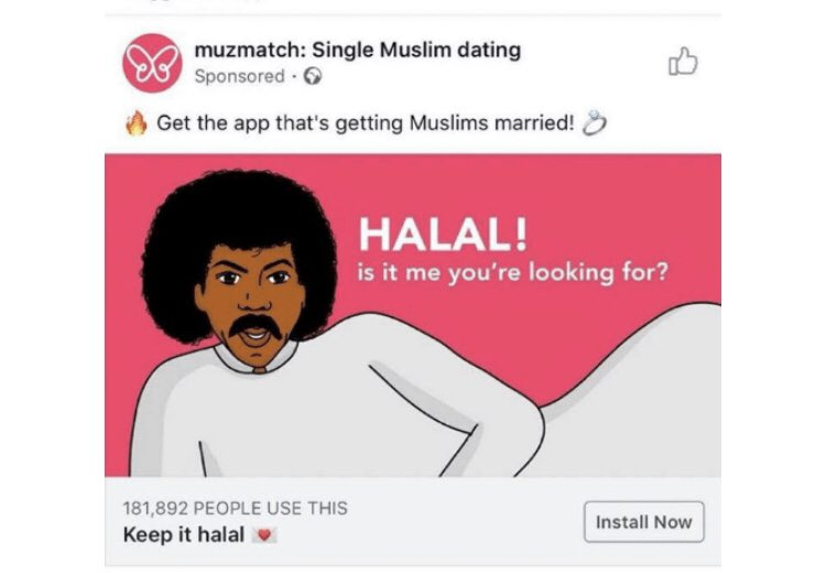 muslimanski halal dating
