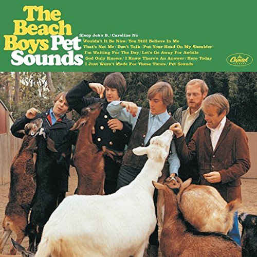 It was always known that Mike Love was an asshole. He&#39;s the only one not feeding an animal on the Pet Sounds cover. <br>http://pic.twitter.com/ITYkD59Ep9