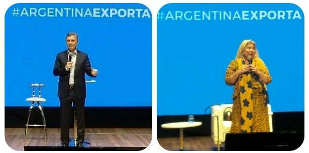 #ArgentinaExporta Vender al Mundo Trabajo Argentino, el camino del Crecimiento. Apoyar a las PYMES es apoyar al País #Cambiemos Photo