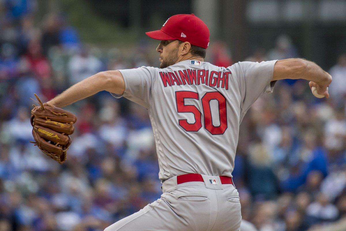 Cardinals Re-Sign Adam Wainwright  https://www. mlbtraderumors.com/2018/10/cardin als-re-sign-adam-wainwright.html &nbsp; … <br>http://pic.twitter.com/ayMofpUg3d