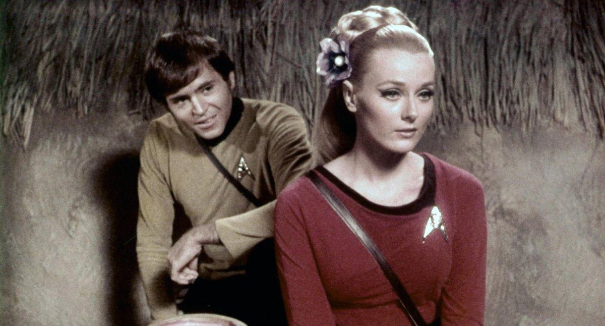 #StarTrek actress #CelesteYarnall dies after battle with ovarian cancer https://t.co/1KwRJ6j8hS