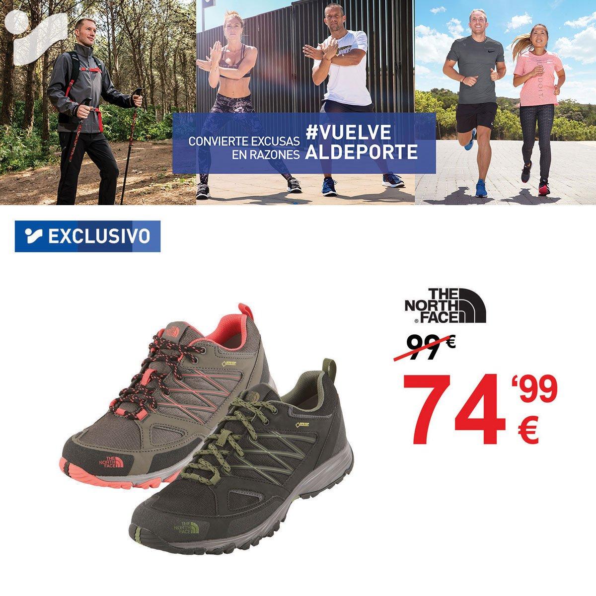 d77e34a1f2 Sea donde sea #Vuelvealdeporte con estas ofertas y productos exclusivos de # Intersport. Búscalos en tu tienda más cercana o en nuestra web ...