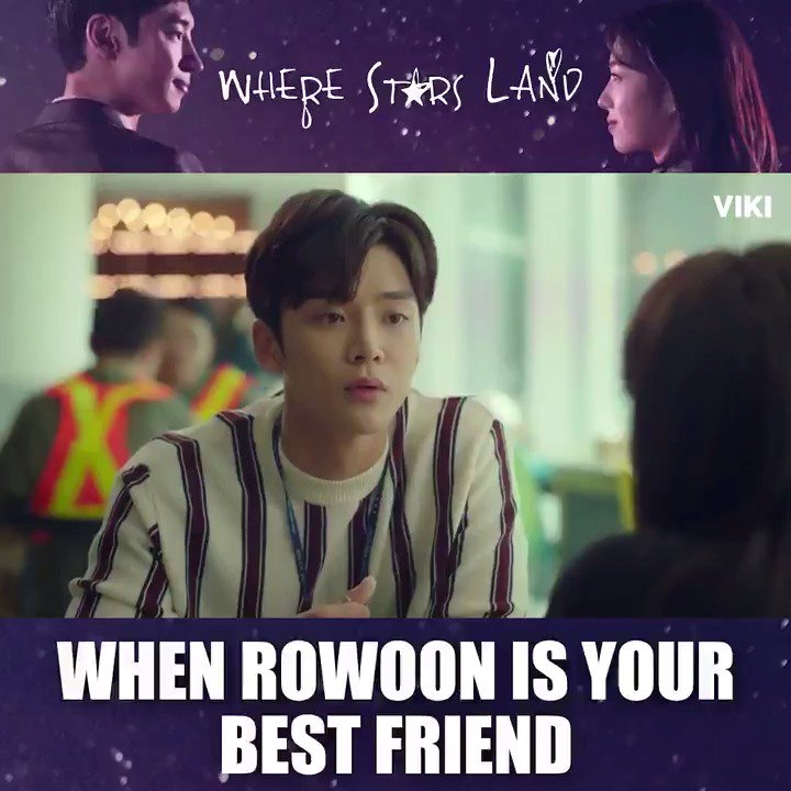 Everyone needs a best friend like #SF9s Rowoon! Catch him in #WhereStarsLand with 30% OFF Viki Pass: bit.ly/VikiFallSale