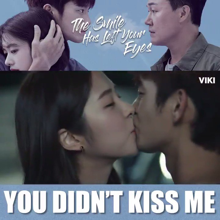 #SeoInGuk pecks his girlfriend on the lips a few times, but were just here waiting for him to get with #JungSoMin! Find #TheSmileHasLeftYourEyes with 30% OFF Viki Pass: bit.ly/VikiFallSale