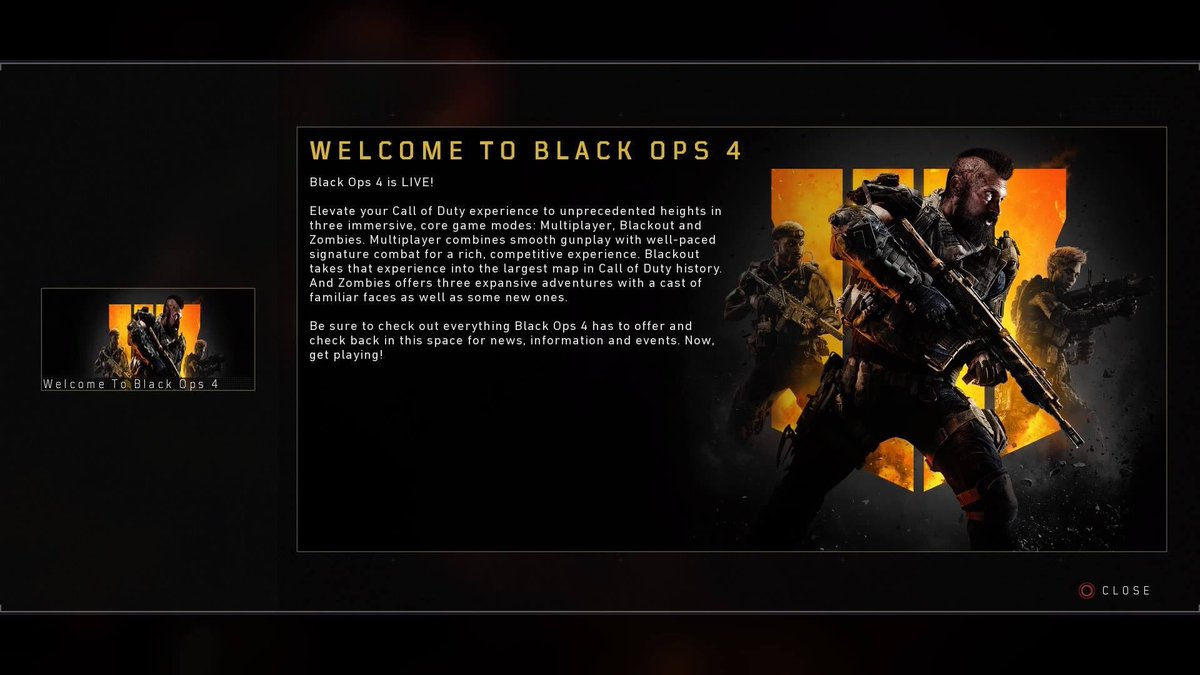Black Ops 4 On Twitter Welcome To The Party Blackops4 Blackout