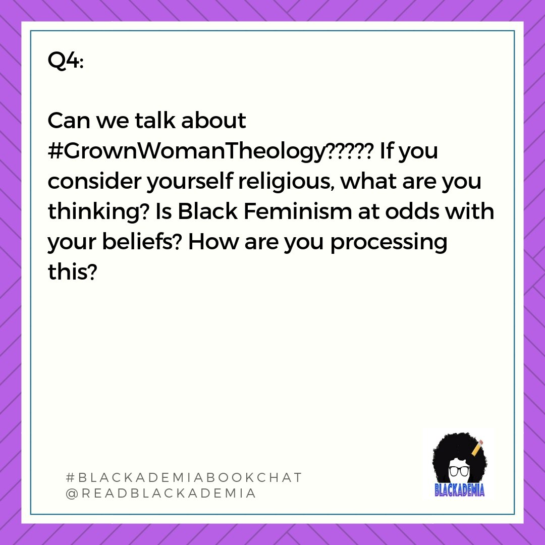 Question 4 #Blackademiabookchat