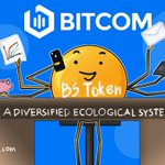 Image for the Tweet beginning: Bitcom - multiple for good