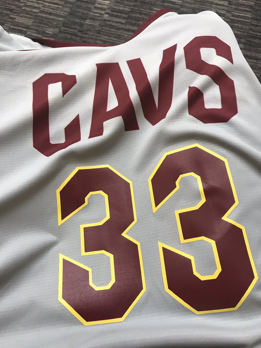 I Never Question why God does things, i take everything as a blessing... Thank you @cavs for this amazing opportunity... Also Got my number back<br>http://pic.twitter.com/Tx8tVImh2H