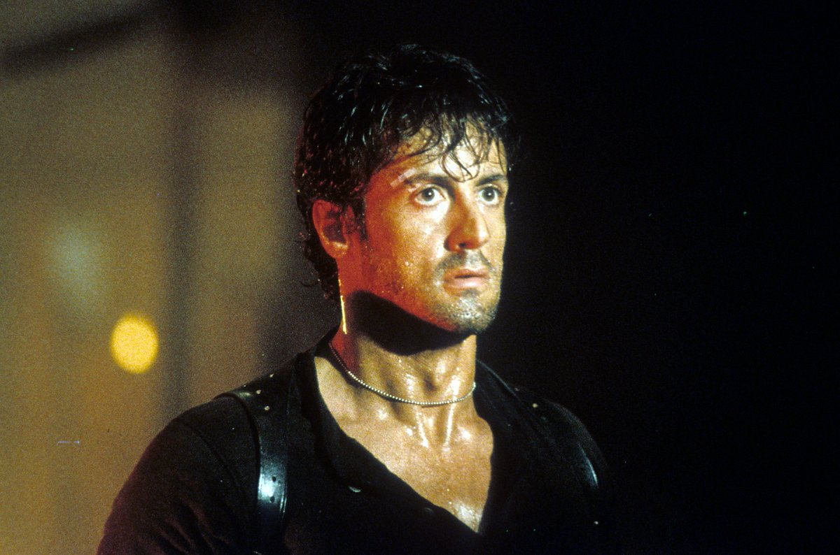 Sylvester Stallone in Cobra (1986) <br>http://pic.twitter.com/3RPAX4cDqt
