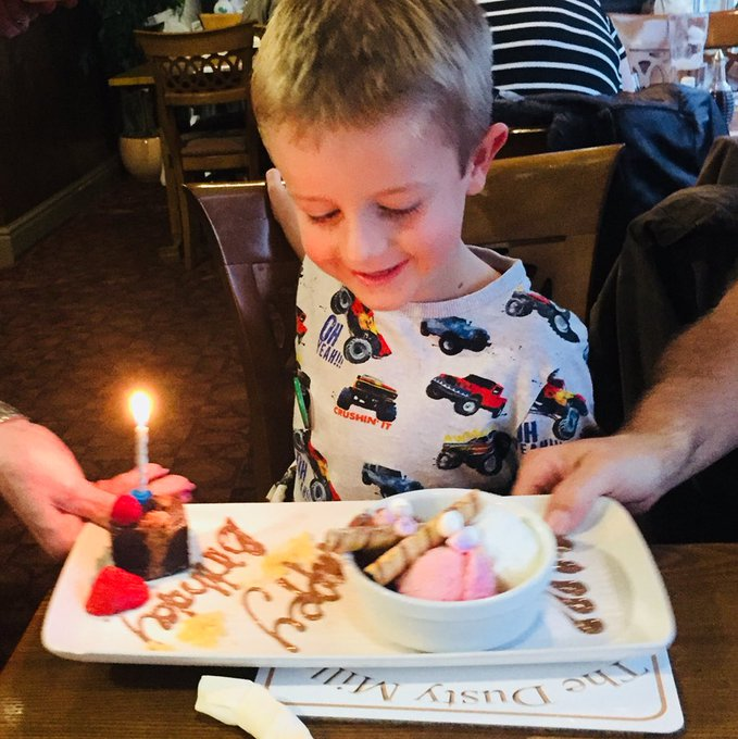Happy birthday!! My little boy shares your day (he s 6) xxx
