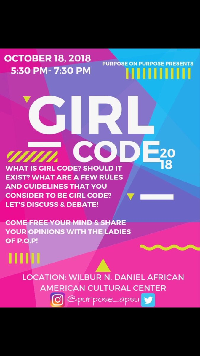 what is girl code