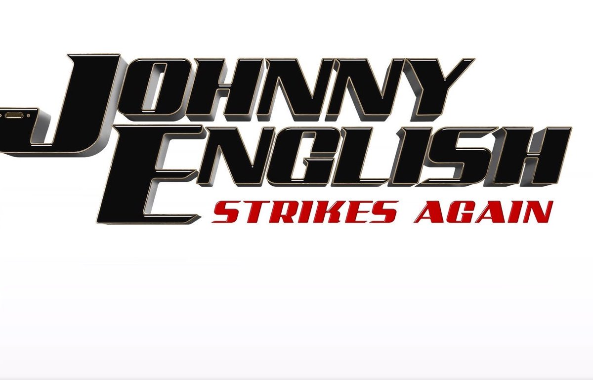 #johnnyenglish3 third film and actually the most unfunniest one so far. Every single joke is effortlessly bad beyond repair. #rowanatkinson does what he does while the rest of the cast stands around helpless in a bad script. No point to this movie at all no laughs either. Just  <br>http://pic.twitter.com/SJyTafg2G9