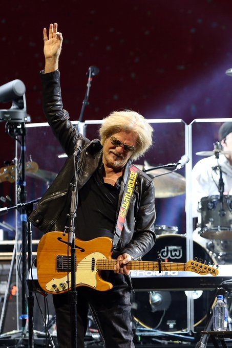 Happy Birthday to Daryl Hall! Thanks for making our dreams come true