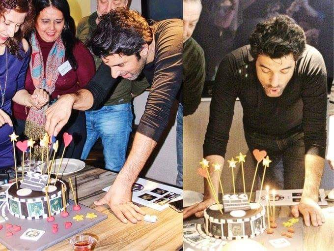 12 October  Happy birthday engin akyurek