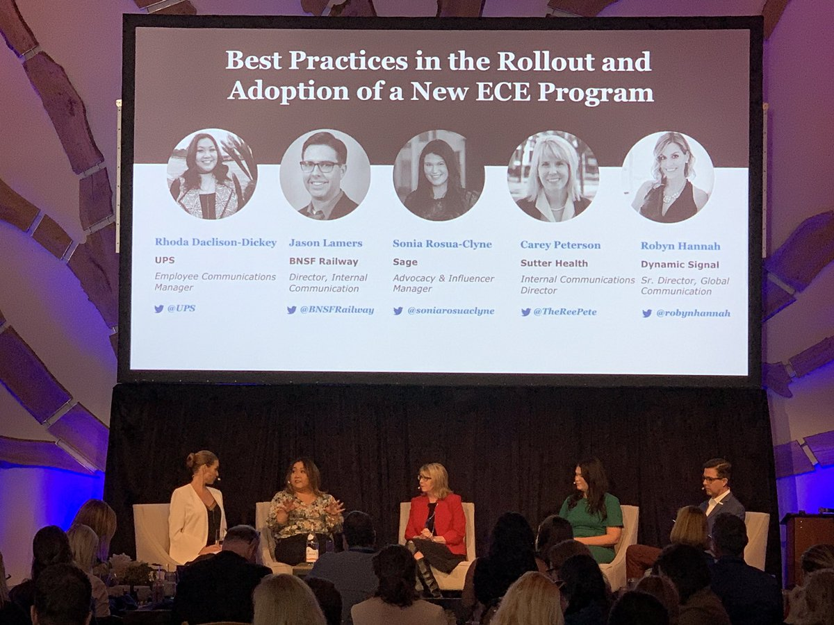 Fantastic panel with our amazing partners from @UPS, @BNSFRailway, @sagegroupplc &amp; @SutterHealth at #DYSiSummit <br>http://pic.twitter.com/lXYc7RlbAK
