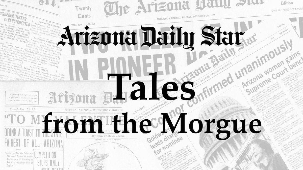 Tales from the Morgue: A potential witness can't be a juror in the same trial https://t.co/ftI97nZv8s