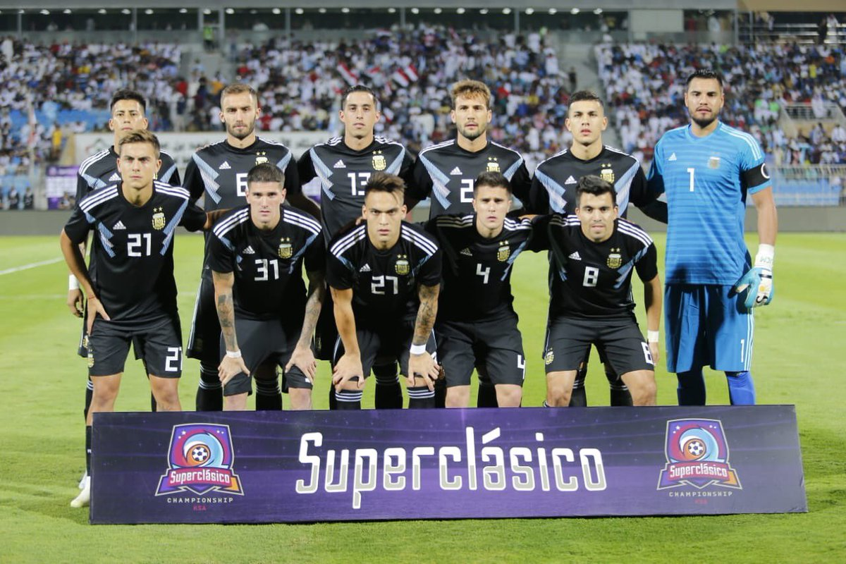 La Selección goleó a Irak