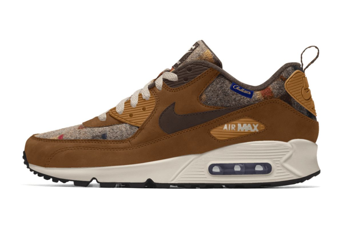 finest selection b1fe1 42a5f nikeid debuts new pendleton options on classic silhouettes