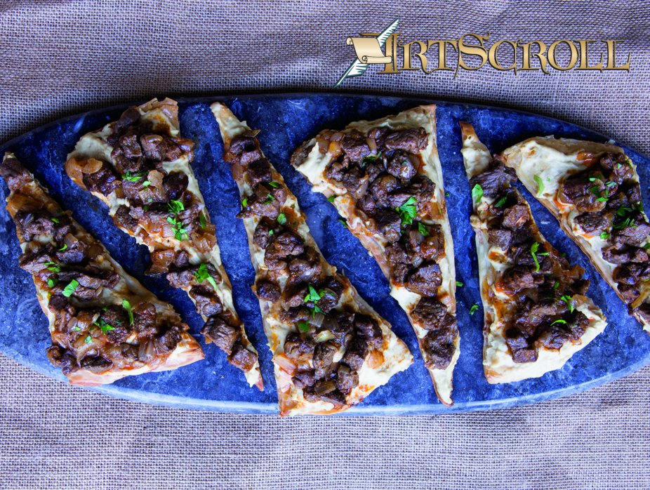 Need something new for Shabbat dinner? Steak and Hummus Flatbreads https://t.co/nKs60tJRsh https://t.co/vgZZSlXOHb