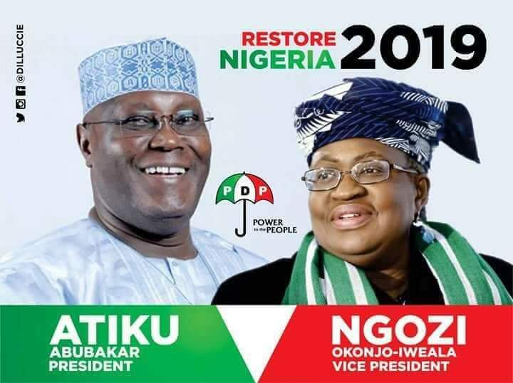 You are the Hope of the hopeless. The choice of the masses You are our miracle. President @atiku @NOIweala  Let's #Atikulate #Atikulated #AtikuConnectNigeria <br>http://pic.twitter.com/YNa4h2VixO