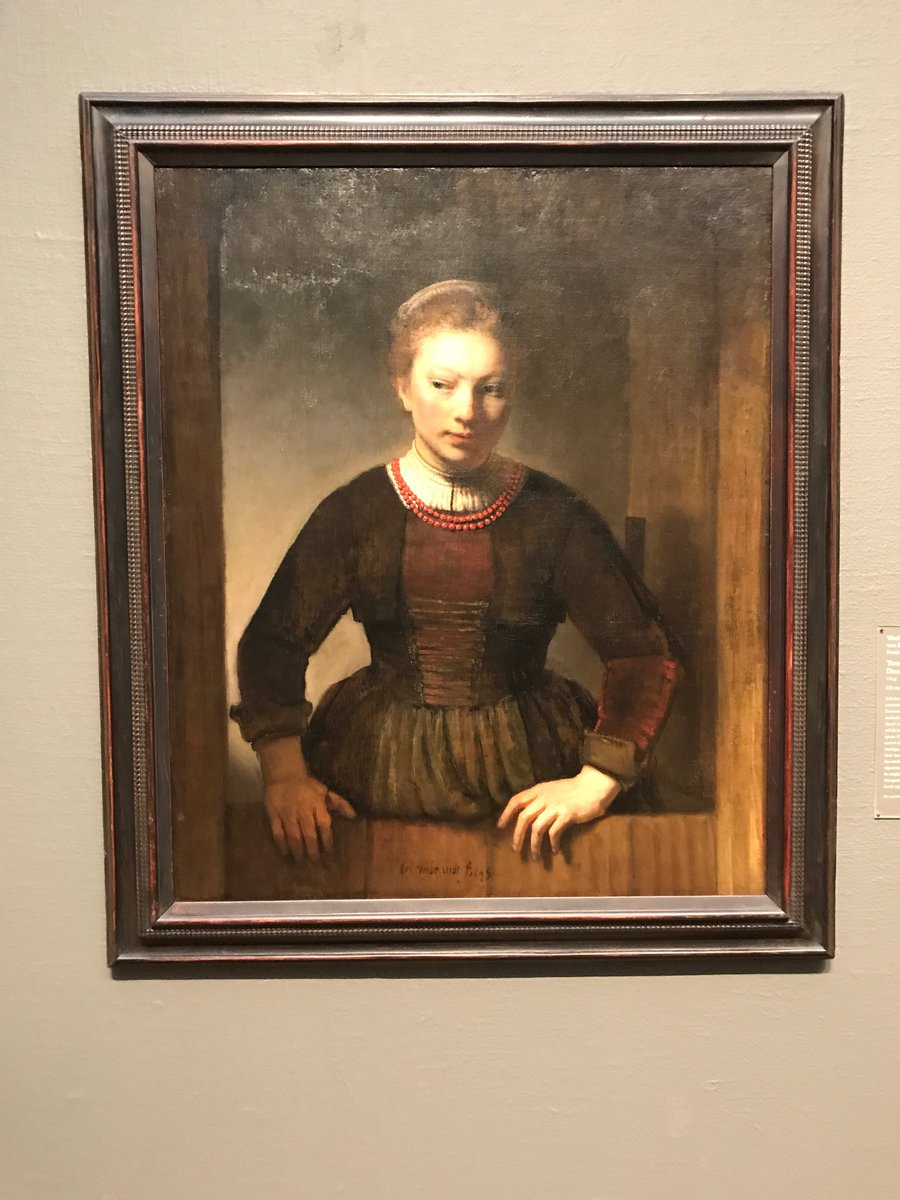 Rembrandt Paintings Art Institute Chicago