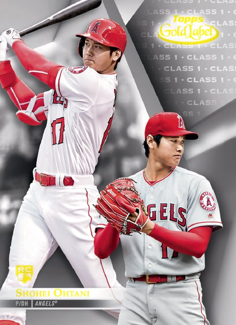 The Topps Company On Twitter 2018 Topps Gold Label Baseball Is Out