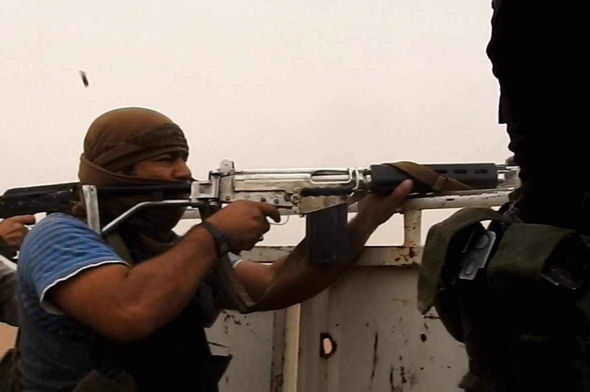 Сводки из Сирии. Атака ИГИЛ под Джубл-аль-Бахра