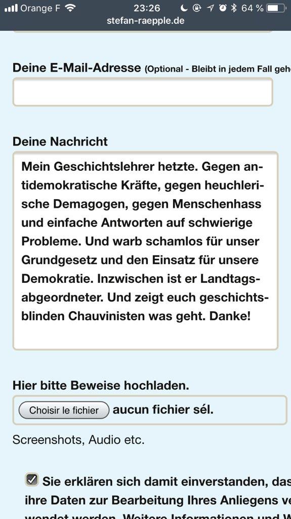 Mario Schulz On Twitter Endlich Gelegenheit Meinen Ehemaligen