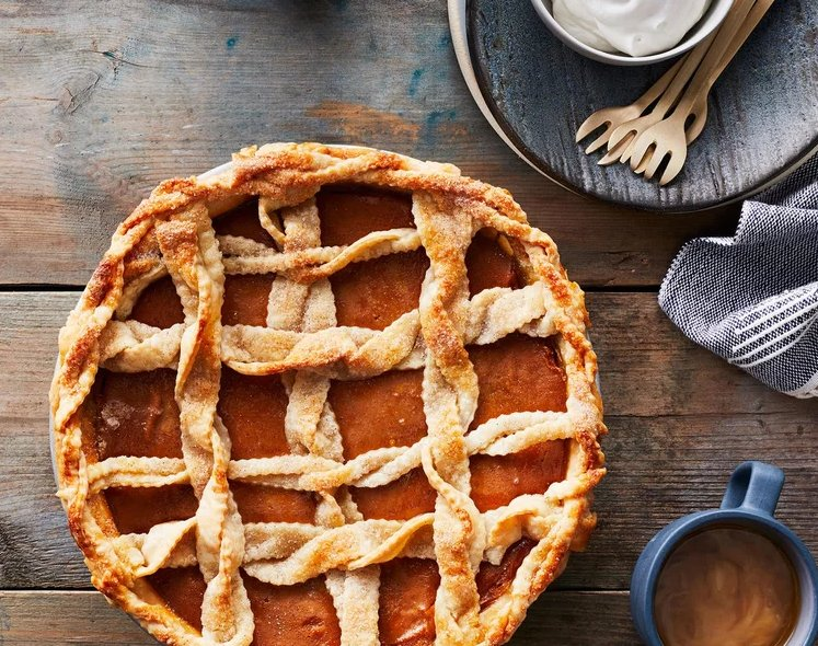 This PSL Pie is What Fall Dreams are Made Of:  https://t.co/4MwZt1q9Gf https://t.co/HtxkEUILC7